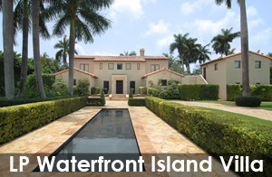 waterfront estates for rent or sale